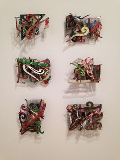 Something Worth Arguing About: Frank Stella Fills the Whitney