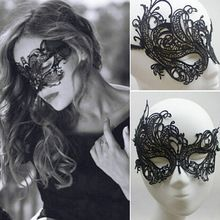 2015 New Eye Mask Sexy Lace Venetian Masquerade Ball Halloween Fancy Dress Costume 5QTM(China (Mainland))