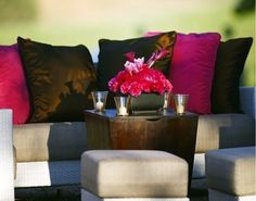 Lounge Seating Options