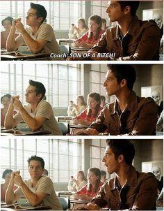 Stiles is so proud..