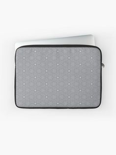 """Ultimate Gray #2"" Laptop Sleeve by Kettukas 