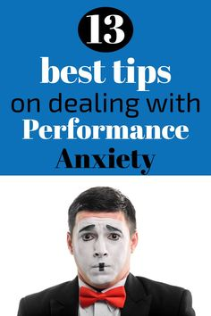 If you are like most people, you are either terrified of speaking in public, or you are struggling to appear as confident as possible when delivering oral presentations. This post will teach you key reasons why people suffer from performance anxiety, the many opportunities that they lose out because of it, and 13 best tips to overcome stage fright or performance anxiety.  #performanceanxiety #publicspeakingfear #stagefright #overcomeanxiety #overcomepublicspeakingfear #publicspeakingtips