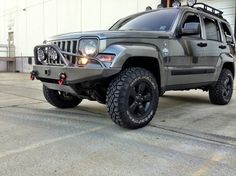 Arctic Edition ●|||||||● Jeep Liberty