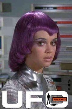 Lt. Gay Ellis copy - Gabrielle Drake - UFO