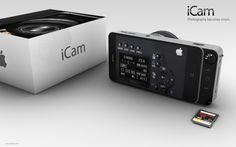 Apple iCam. So cool.