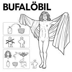 Bufalobil - NeatoShop