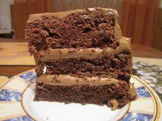 """Торт """"Чорний Принц"""", рецепт торта » Кулінарний форум Дрімфуд"""