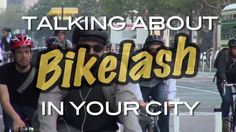 Bikelash! Cómo informamos sobre #bicicletas