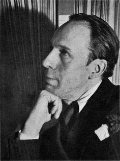 Theo Van Doesburg (1883-1931) foi o fundador do De Stijl, movimento nascido na Holanda em 1917. Trabalha com um estilo geométrico abstrato, procurando leis universais de equilíbrio e harmonia para a arte.