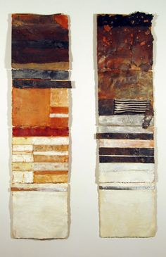 Sue Katz - encaustic