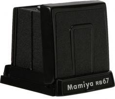 Mamiya RB67 Lichtschachtzoeker  $137