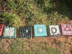 2010 #3 garden border stones.