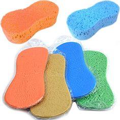 Cren® Giant Multi-Use Car Windshield Kitchen Scrub Cleaning Washing Soft Perforated Sponge Bone Pad Cren http://www.amazon.com/dp/B0191BXI8Y/ref=cm_sw_r_pi_dp_LXtzwb09F840J