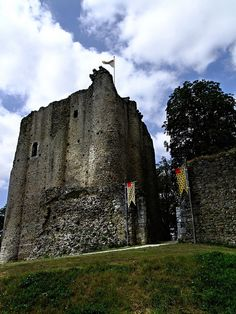 Château de Pouzauges - Vendée by Vaxjo, via Flickr