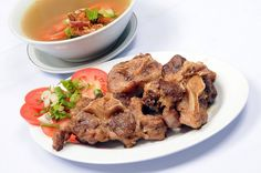 Special Weekend, Soup or Fried Oxtail | Shared Tastes