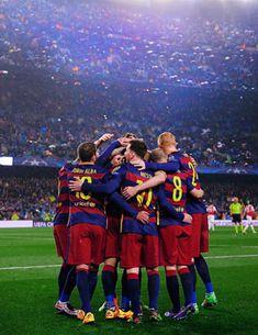 Barcelona vs Arsenal 16/03/2016