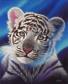 """""""Stripes"""" Artist Schim Schimmel"""