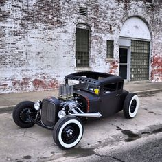 Traditional Hotrods Rock!