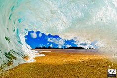 This Incredible Photographer Captures Very Unusual Shots of Breaking Waves | Mpora