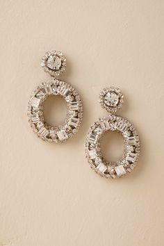 Laine Earrings  from @BHLDN