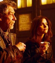 Clara + The War Doctor