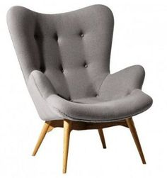 Woonkamer : Grant Featherston chair