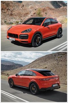 Do you like Porsches? Do you like coupes? Do you like crossovers? Well, friend, buckle your seatbelt and meet the 2020 Porsche Cayenne coupe. Best Luxury Cars, Luxury Suv, Porsche Suv, Cayenne Turbo, 20 Inch Wheels, Sport Seats, Turbo S, Rear Seat, Super Cars