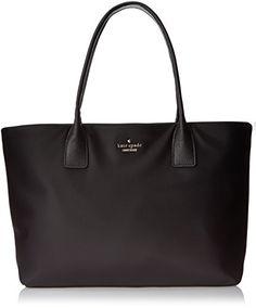 kate spade new york Classic Nylon Catie Shoulder Bag, Black, One Size kate spade new york http://smile.amazon.com/dp/B00MXRBL9W/ref=cm_sw_r_pi_dp_fJT7vb0DKD5TZ