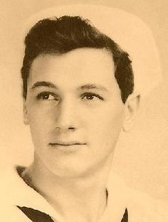 Rock Hudson joined the navy when he was 18 in 1944 and served in the Phillipines as an Navy aircraft mechanic until 1946.