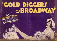 Broadway Gold diggers