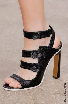 Spring 2014 Runway Shoes