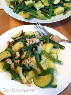 Healthy Mixed Veggies