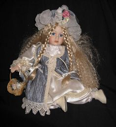 Wholesale Lot Wholesale Price 11 Victorian Style Porcelain Dolls | eBay  $300.00
