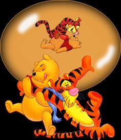 winnie the pooh glitter pictures | pooh001.gif