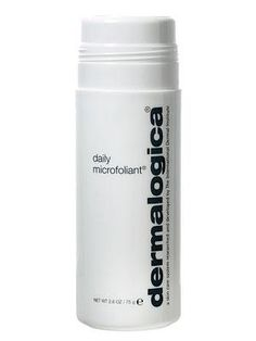 Dermalogica Daily Microfoliant  from #InStyle Best Beauty Buys #instylebbb #sweepsentry