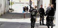 Após queda de helicóptero, polícia faz operação na Cidade de Deus