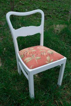 ALi´s Werk: Stuhl in neuem Gewand