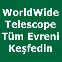 WorldWideTelescope Tüm Evreni Keşfedin. WorldWideTelescope hakkında daha ayrıntılı bilgiye ulaşabilmek için sitemizi ziyaret edin.