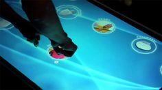 Elastic Creative was hired by Delphi Productions to design and program a multitouch table and 20 ft wall for Medtronic.   This video is a compilation of the final…