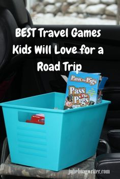 Tips for traveling with kids. Best Travel Games Kids Will Love for a Road Trip Family travel tips. Mom hack for family travel and boredom busters when traveling across country for a family road trip vacation. Road Trip With Kids, Family Road Trips, Camping With Kids, Travel With Kids, Family Travel, Camping Ideas, Toddler Travel, Best Cars For Teens, Games For Teens