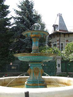 cotroceni fantana c. negri - Căutare Google Bucharest Romania, Continents, Walks, Countries, Fountain, Cities, Urban, Google, Outdoor Decor