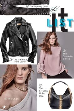 What's the best way to lift your spirits when summer ends? A fall shopping spree, of course! And luckily, we've already compiled The It List of our Fashion Directors' picks to buy, love and wear all season long. Click to shop all these must-have pieces at Macy's.