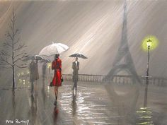 "RT ""Pete #RUMNEY, ""PARIS IN THE RAIN"" #art#followart #painting #artist @Pete_Rumney #fineart pic.twitter.com/ZcMzjCuGqg"""