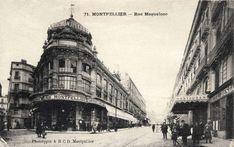 1897 Le magasin Paris-Montpellier ouvre ses portes, Montpellier, Louvre, Building, Travel, Paris Store, Puertas, Viajes, Buildings, Destinations