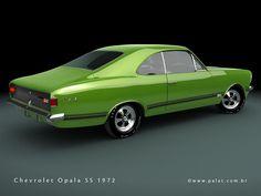 Chevrolet Opala GM