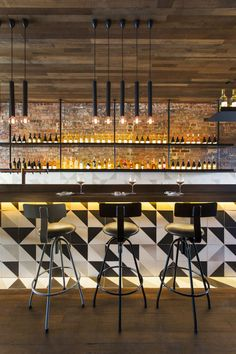 Restaurant Bar Design Ideas view in gallery restaurant bar with decorative walls Find This Pin And More On Restaurant Bar