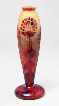 Le Verre Français, Ombelles vase