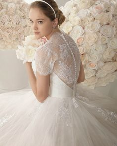 Two by Rosa Clara 2014 Bridal Collection - Belle The Magazine