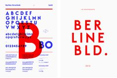 Typographies - Berline - Les Graphiquants