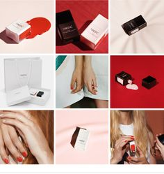 SPOT IT: VICTORIA, VICTORIA BECKHAM X NAILS INC - Get the nail looks pulled straight from this spring's runway. Read more on the #Sephora Glossy>